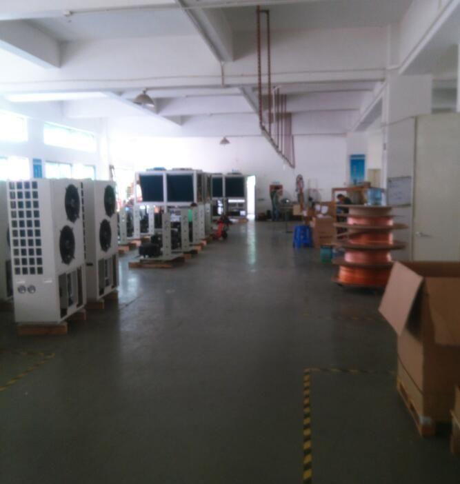 孝感洗浴中心热水设备代理公司