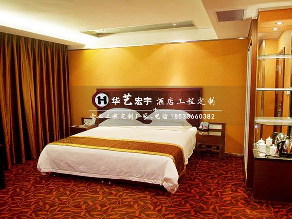 香河酒店办公家具、连锁宾馆套房、酒店桌椅、华艺宏宇酒店家具