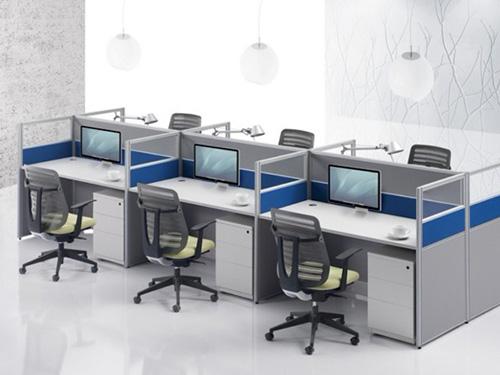和美家具加工厂优质现代办公屏风供应商深圳办公家具