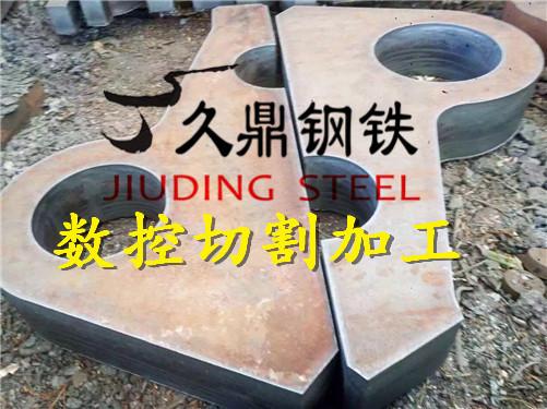 龙口q345b锰板按图切割加工