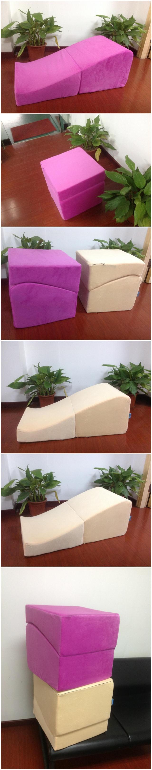 方形折叠垫