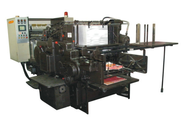 平压十吨烫机优质的海德堡全自动烫金机供应信息