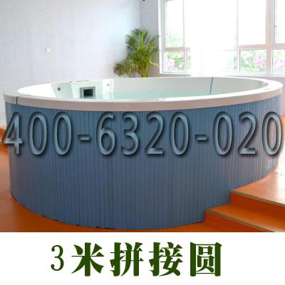 辽宁营口供应冬季超长保温加厚亚克力拼接儿童游泳池一体化泳池设备