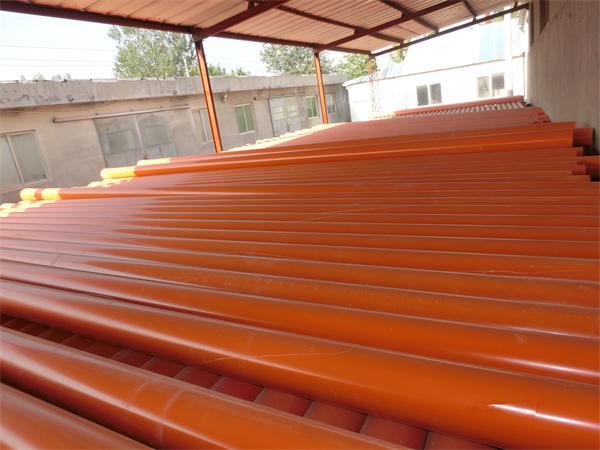 【誉衡管业】威海电力管生产   济宁PVC给水管    烟台电力电缆保护管