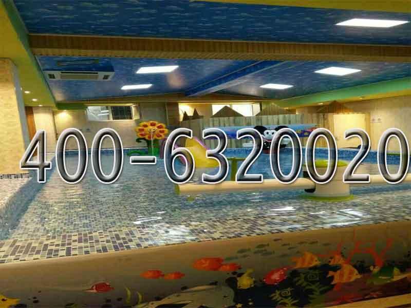 福建福州游乐宝水上乐园大型儿童游泳馆设备厂家定制亚克力拼接游泳池