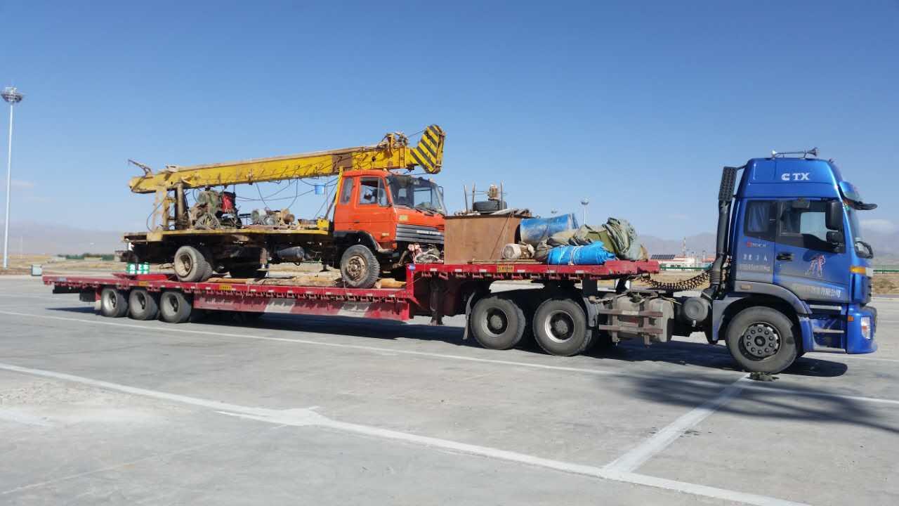 西宁化工设备运输 可信赖的青海物流运输