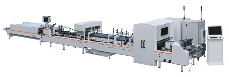 温州哈得糊盒机生产manbetx登陆专业供应优质检测/糊盒一体机直销批发 品质保证