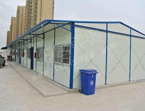 安徽双层轻钢组合活动房、安徽单层轻钢组合活动房、安徽厂房隔断夹层