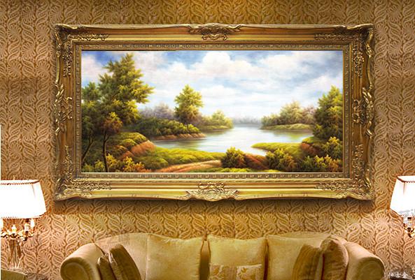 哈尔滨书画装裱哪家好卖画框谁家质量好价格低