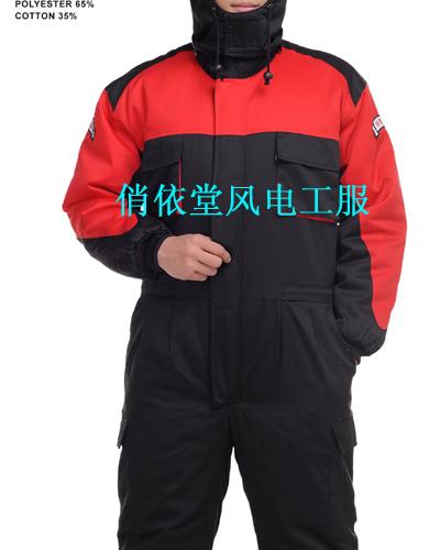 荆门俏依堂现货油田风电场防寒棉服批发商出厂价