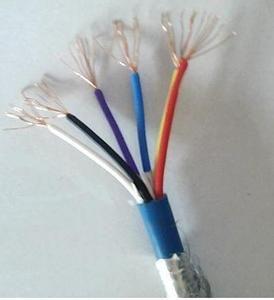 宜州MHYBV-7电缆、宜州五芯通信拉力电缆