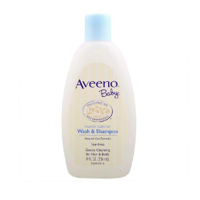 七号洋行电子商务专业供应艾维诺婴幼儿2合1洗发沐浴露进口商品分销