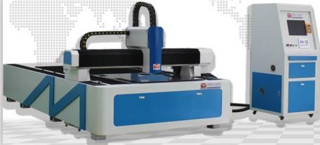 钣金激光切割机 不锈钢激光切割打孔机