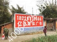 泸州市墙体广告就找亿达专注农村宣传广告18228170666
