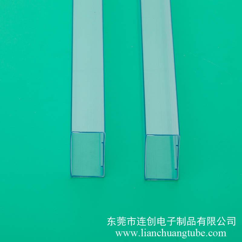 ic电子包装管 pvc塑料包装管生产厂家