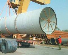 慈溪排污螺旋钢管生产厂家