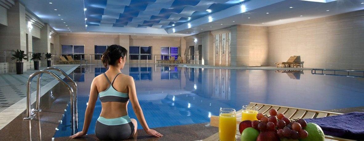游泳池水处理工程、专业的游泳池水循环处理系统工程在武汉