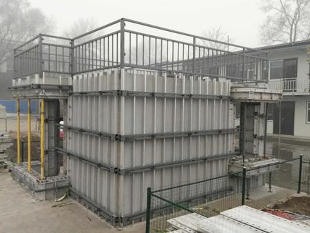 山西高鑫源优惠的山西铝模板【供应】、山西铝模板、山西铝模支撑体系、山西铝合金建筑模板代理