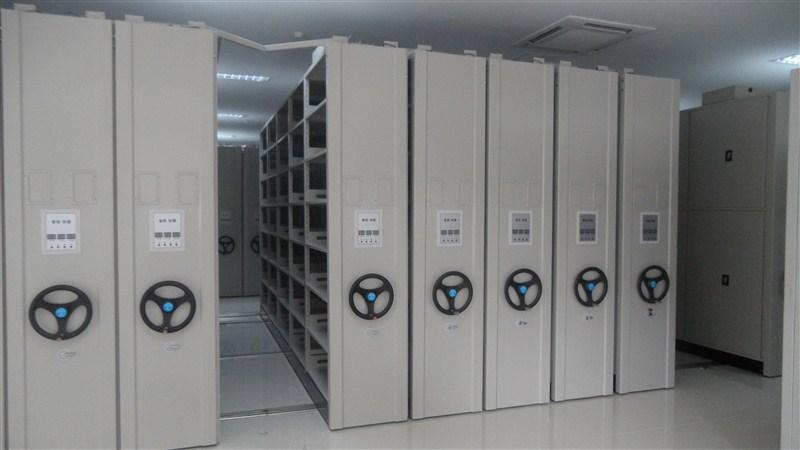 设计新颖的内蒙古密集柜包头厂家直销、锡林郭勒盟手动密集柜