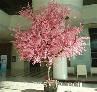 仿真桃花树 跨界 仿真桃花树制作 3米 假树仿真植物 大型仿真樱花桃花树