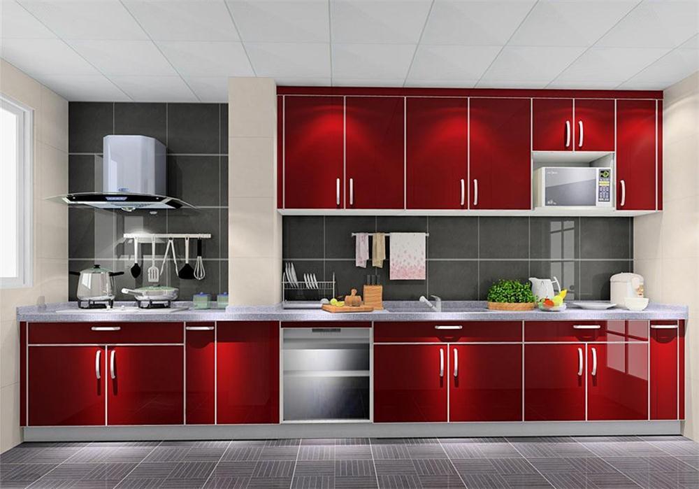 石家庄橱柜定制厂家,整体厨房价格,石家庄整体厨房设计 2016-12-8 10