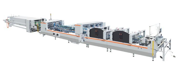温州哈得糊盒机manbetx登陆专业生产供应优质FG-1200C4六角糊盒机直销批发 品质保证