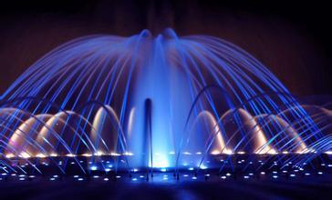 陕西漂浮喷泉设计陕西漂浮喷泉施工