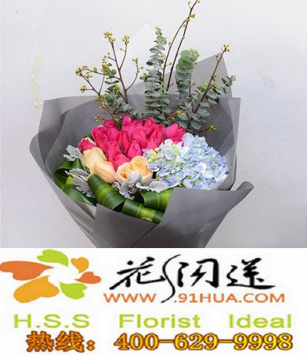 深圳鲜花速递网:如何选择深圳网上送花服务商