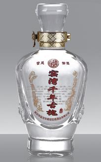 三沙时尚酒瓶厂家销售琼海玻璃酒瓶生产