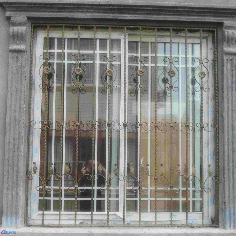 河南旭峰门窗工程有限公司提供的防盗窗价钱怎么样 防盗门窗厂家