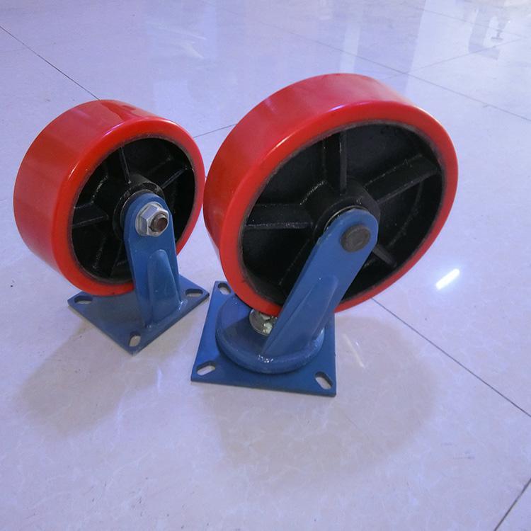 销售重型脚轮 超重型脚轮 重载万向轮 工业脚轮、意大利Tellure rota