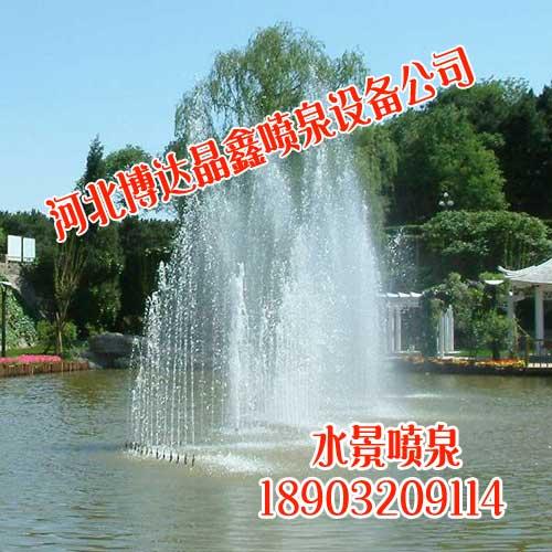 安徽水景喷泉制作博达晶鑫质量有保证