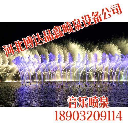 北京喷泉设计安装【博达晶鑫】安全靠谱