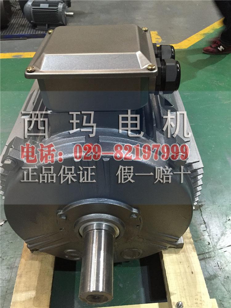 YRKK5004-8/500KW和YR7104-4/4000KW/6KV/6000V高压电机安装尺寸