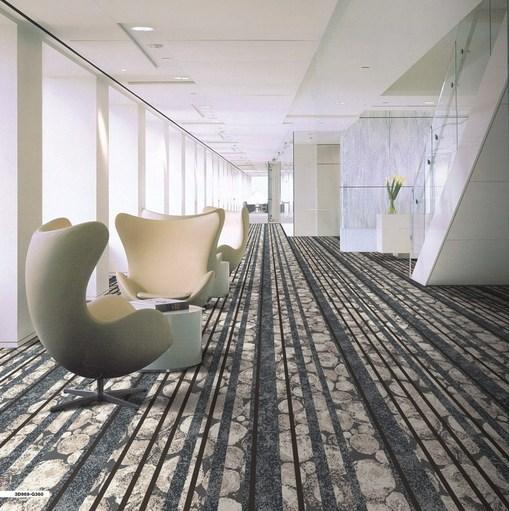 广州满铺地毯-天河区酒店宾馆客房尼龙印花地毯专业订做