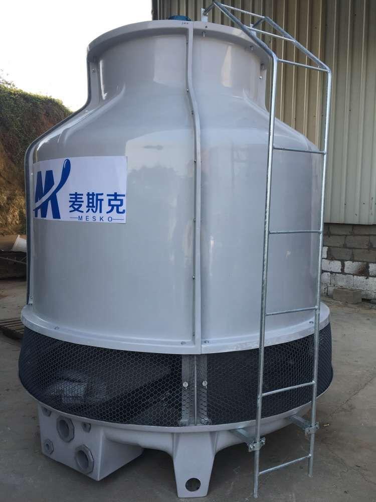 冷却塔填料供应可靠高的圆形逆流冷却塔
