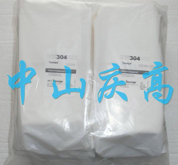 TEXWIPE TX304 高织全棉洁净抹布无尘擦拭布TX309