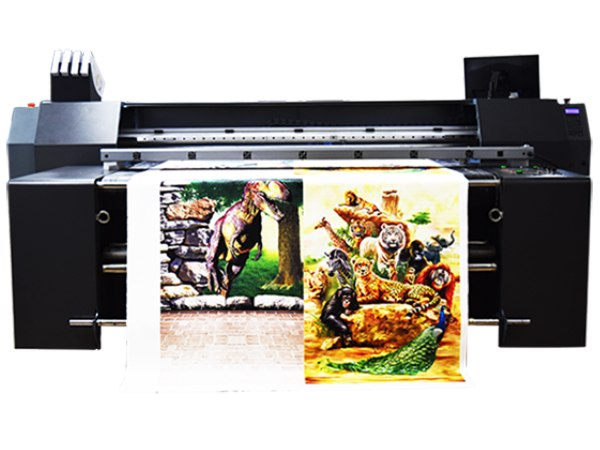 为您超值的四喷头纯棉数码印花机广州数码印花机