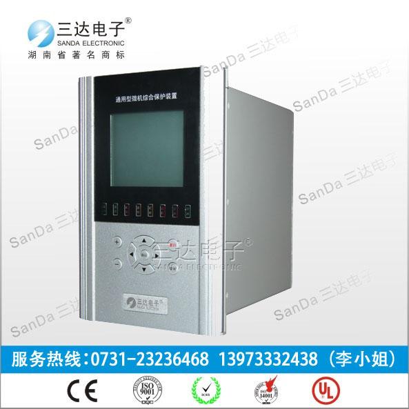WBH-813A/P微机保护测控装置选型-三达更专业