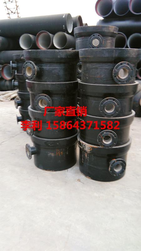 新蔡县球墨铸铁管/6米一支铸铁管