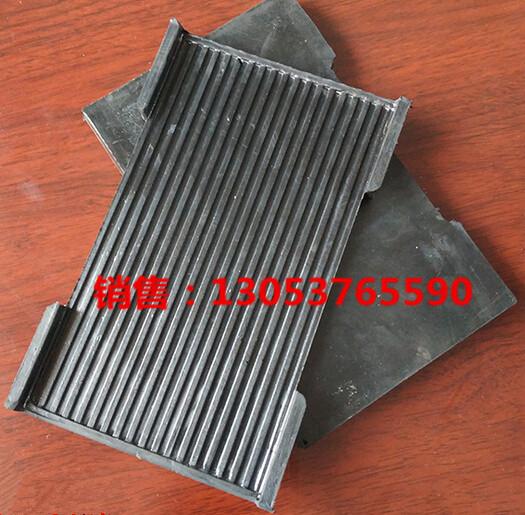24kg轨道橡胶垫板/复合橡胶垫板加工厂