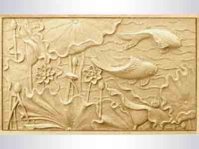 酒泉木质浮雕厂家:精雕细琢的木质浮雕供应