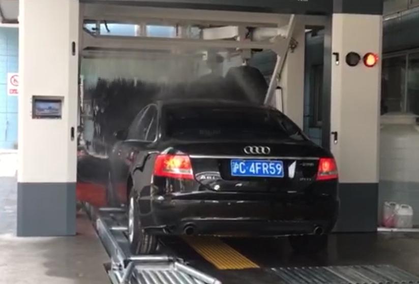 洗车机品牌凯萨朗洗车机提供一站式服务的洗车机厂家