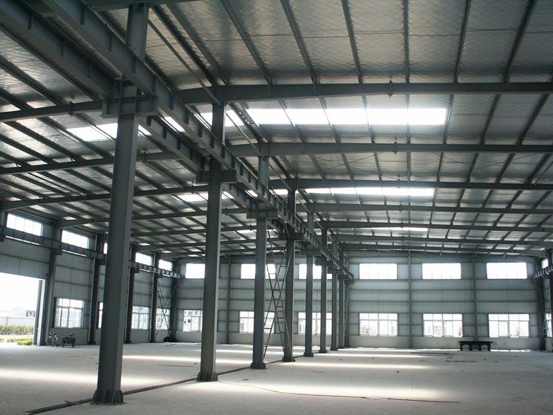 公司制作:钢结构系列:等截面钢构梁柱,变截面钢结构梁柱,典型门式