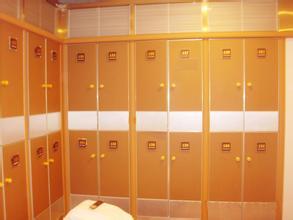 西安优惠的木质更衣柜供销:更衣柜销售