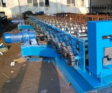 楼承板 钢构楼承板设备 彩钢压瓦机楼承板