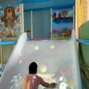 温州滑梯互动 游戏互动厂家