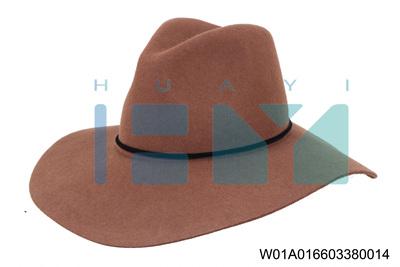 厂家批发英伦时尚男士礼帽 羊毛毡帽 礼帽批发定制