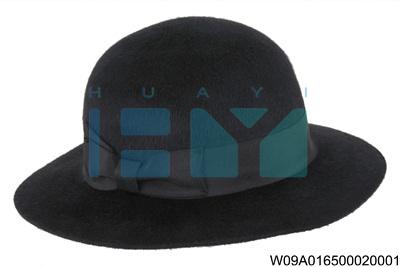 男款毡帽报价 休闲户外草帽 优质厂家高端定制-华艺帽业