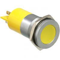 APEM指示灯、面板正面安装型LED指示灯Q6